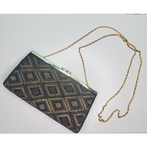 Vintage Bags - Vintage Beaded Clutch